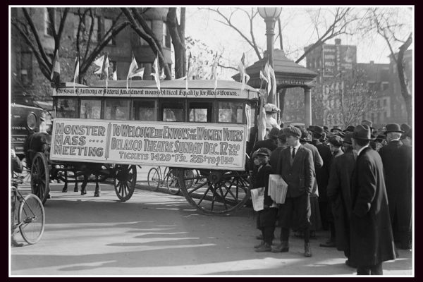 Suffrage Bus
