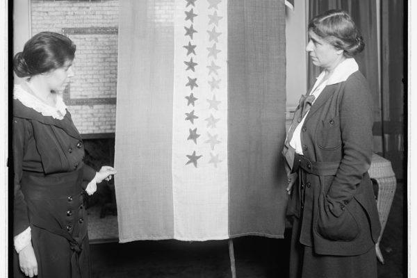 11-Suffrage Flag