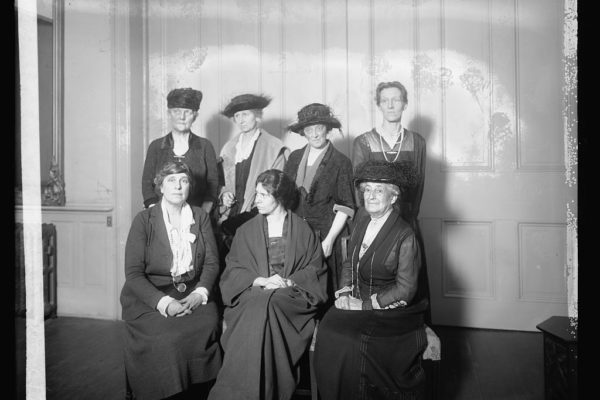 Suffrage Group of Women