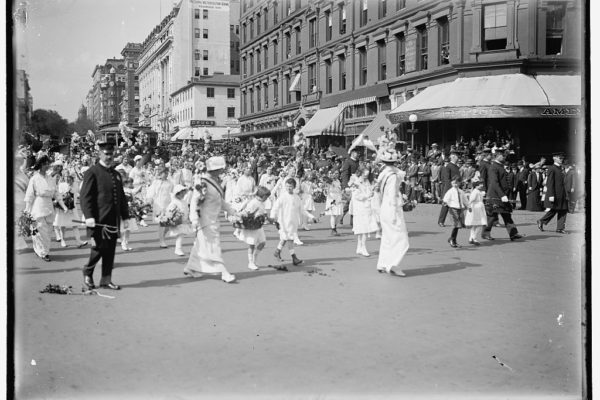 Suffrage Parade 1914