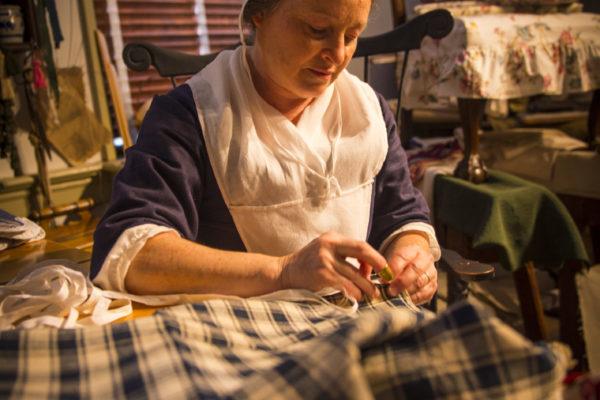 Betsy Sewing