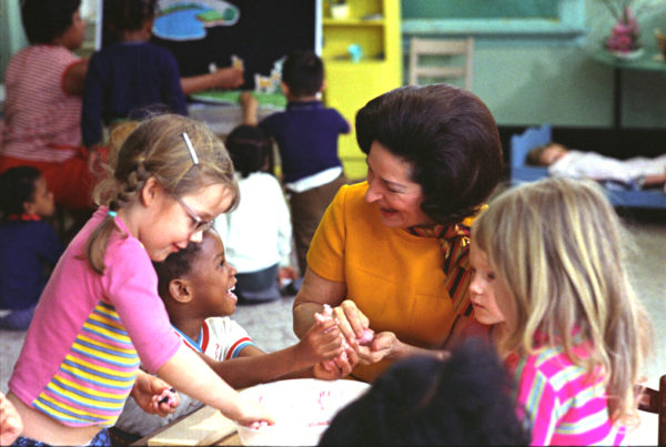 Lady Bird Johnson Head Start