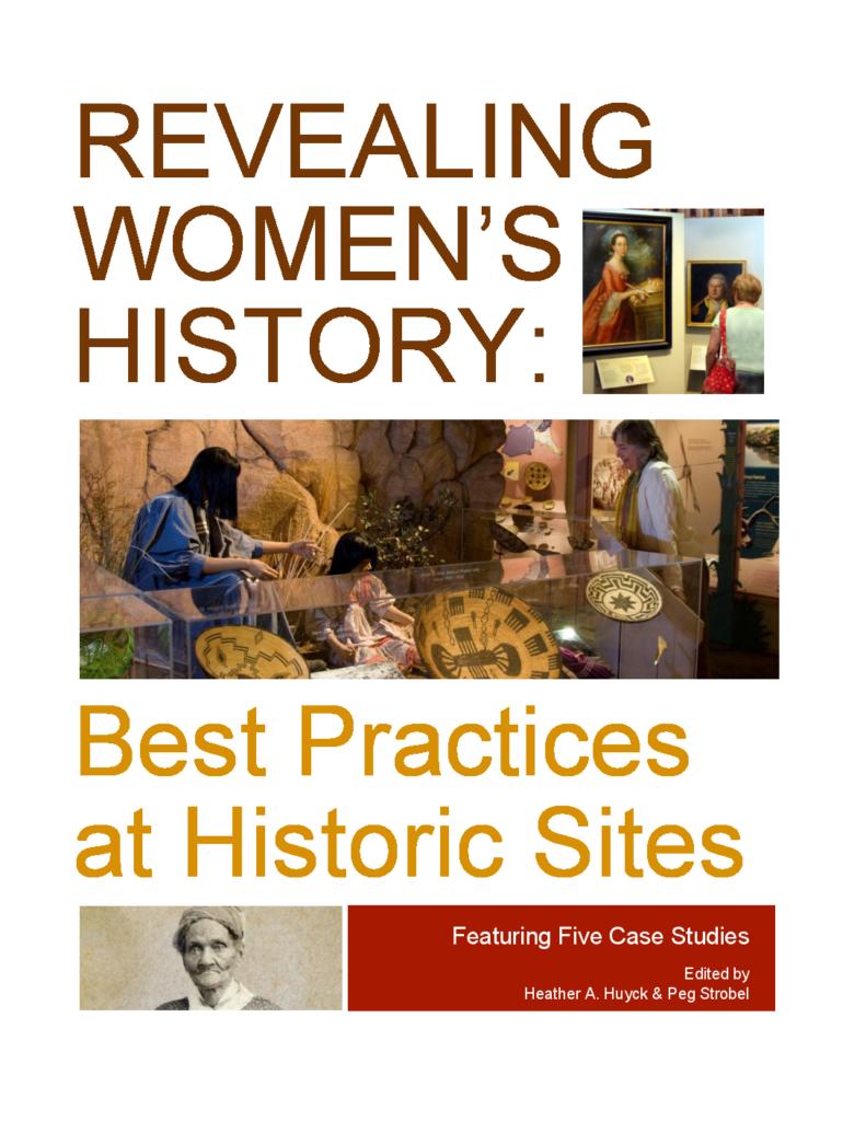revealing women's history