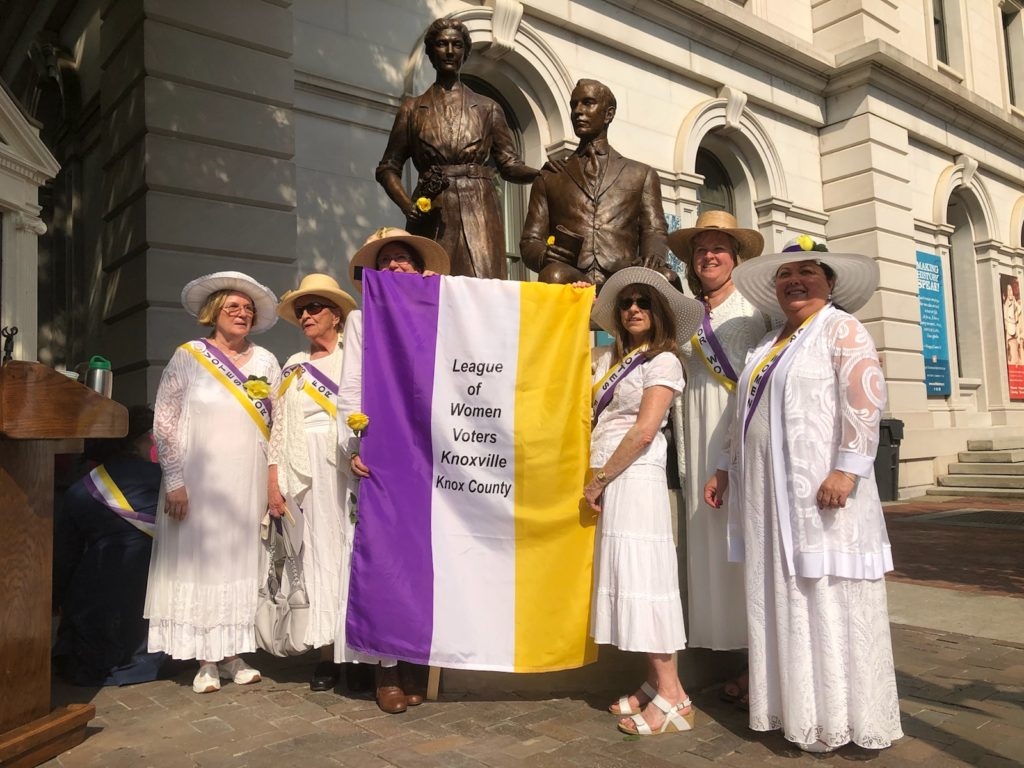 Tennessee Woman Suffrage Heritage Trail  U2013 National