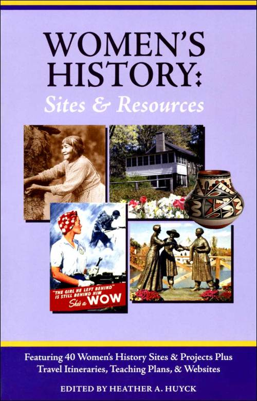 womens history sites and resources